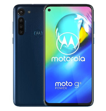 MOTOROLA MOTO G8 POWER 64GB DUAL SIM BLUE