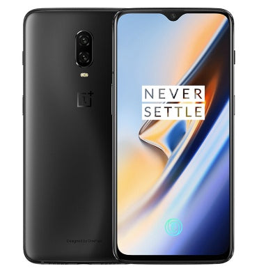 ONEPLUS 6T 256GB/8GB DUAL SIM MIDNIGHT BLACK