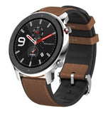 XIAOMI AMAZFIT GTR SMARTWATCH BROWN/STEEL