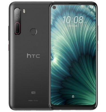 HTC U20 5G (2020) 256GB/8GB DUAL SIM BLACK