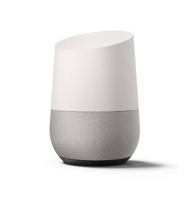 GOOGLE HOME WHITE SLATE OPEN BOX
