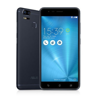 ASUS ZENFONE 3 ZOOM ZE553KL 128GB/4GB DUAL SIM NAVY BLACK NEW/OPEN BOX