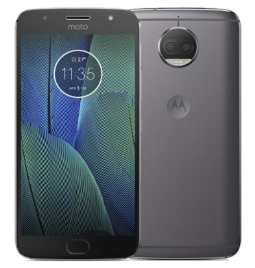 MOTOROLA MOTO G5s PLUS 64GB LUNAR GRAY