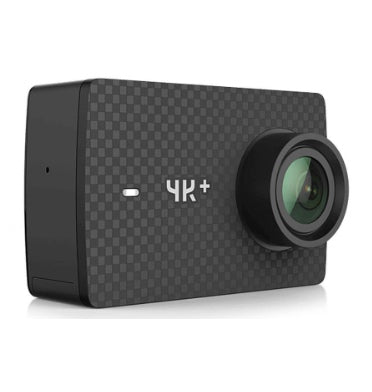 YI 4K+ ACTION CAMERA + WATERPROOF CASE