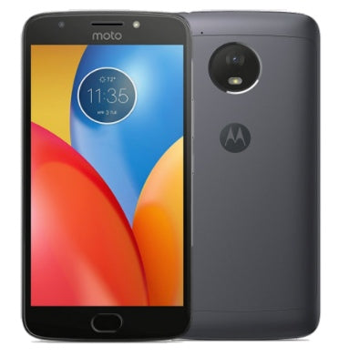 MOTOROLA MOTO E4 PLUS 32GB IRON GRAY