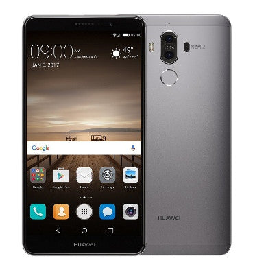 HUAWEI MATE 9 64GB DUAL SIM LTE SPACE GRAY