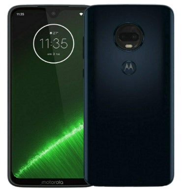 MOTOROLA MOTO G7 POWER 64GB DUAL SIM MARINE BLUE