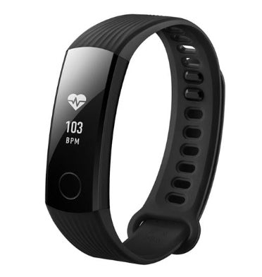 HUAWEI HONOR BAND 3 ACTIVITY TRACKER BLACK
