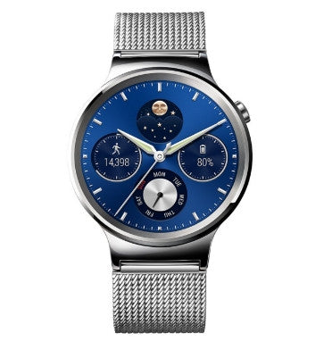 HUAWEI WATCH STAINLESS STEEL MESH BAND