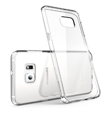 SAMSUNG GALAXY S6 EDGE PLUS PREMIUM HYBRID CASE CRYSTAL CLEAR | I-BLASON