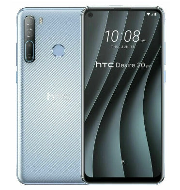 HTC DESIRE 20 PRO 128GB/6GB DUAL SIM PRETTY BLUE