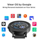 TICWATCH E SMARTWATCH SHADOW BLACK