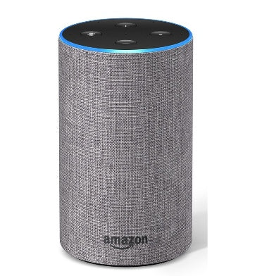AMAZON ECHO 2017 HEATHER GRAY
