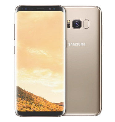 SAMSUNG GALAXY S8 G950FD 64GB LTE DUAL SIM MAPLE GOLD