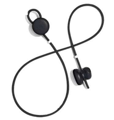 GOOGLE PIXEL BUDS JUST BLACK (2017)