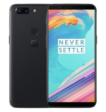 ONEPLUS 5T 128GB/8GB DUAL SIM MIDNIGHT BLACK
