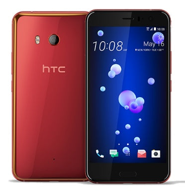 HTC U11 128GB DUAL SIM SOLAR RED