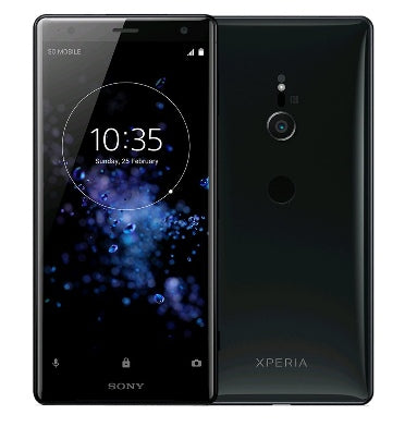 SONY XPERIA XZ2 64GB DUAL SIM H8266 LIQUID BLACK