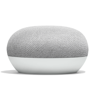 GOOGLE HOME MINI CHALK (2017)