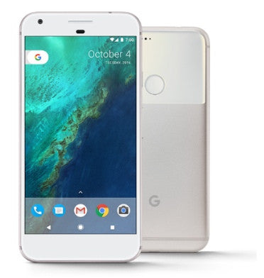 GOOGLE PIXEL XL 128GB VERY SILVER