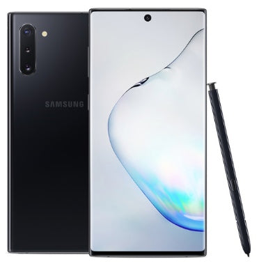 SAMSUNG GALAXY NOTE 10 256GB/8GB DUAL SIM AURA BLACK