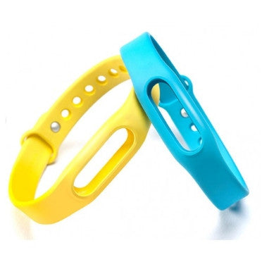 XIAOMI MI BAND 1/1S REPLACEMENT WRIST BAND BLUE