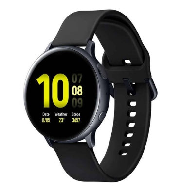 SAMSUNG GALAXY WATCH ACTIVE2 44MM AQUA BLACK