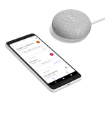 GOOGLE HOME MINI AQUA (2018)