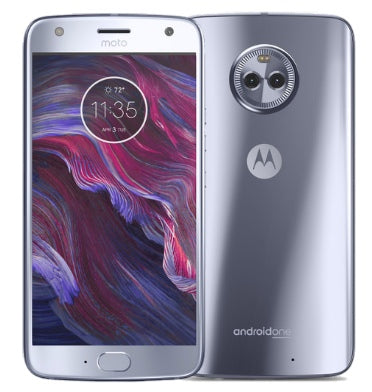 MOTOROLA MOTO X4 32GB STERLING BLUE