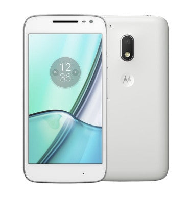 MOTOROLA MOTO G PLAY 4TH GEN 16GB LTE WHITE