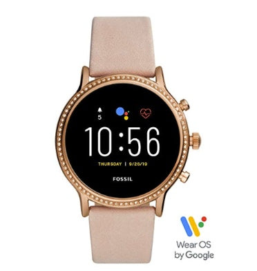 FOSSIL GEN 5 JULIANNA SMARTWATCH BLUSH/ROSE GOLD