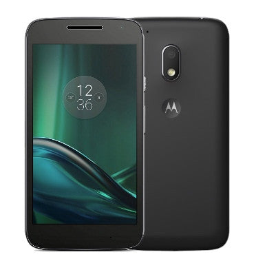 MOTOROLA MOTO G PLAY 4TH GEN 16GB LTE BLACK