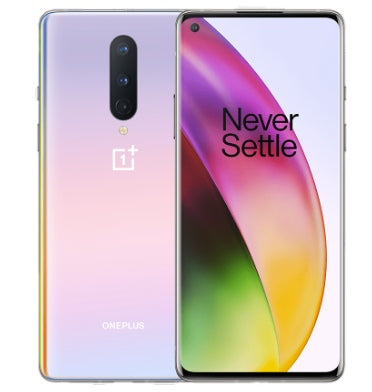 ONEPLUS 8 5G 256GB/12GB DUAL SIM INTERSTELLAR GLOW