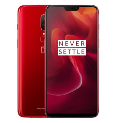 ONEPLUS 6 128GB/8GB DUAL SIM RED