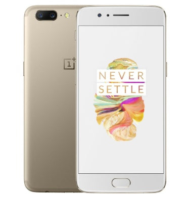 ONEPLUS 5 64GB/6GB DUAL SIM SOFT GOLD