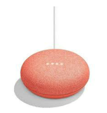 GOOGLE HOME MINI CORAL (2017)