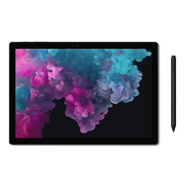 MICROSOFT SURFACE PRO 6 256G/8GB RAM INTEL CORE i7 BLACK