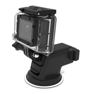 IOTTIE EASY ONE TOUCH GOPRO SUCTION CUP MOUNT