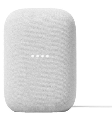 GOOGLE NEST AUDIO SMART SPEAKER CHALK