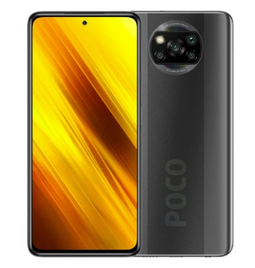 XIAOMI POCO X3 64GB SHADOW GRAY