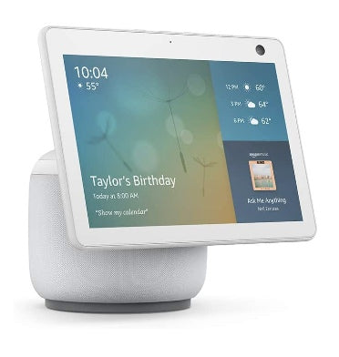 AMAZON ECHO SHOW 10 (2021) GLACIER WHITE