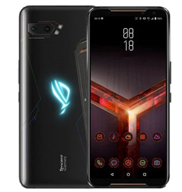 ASUS ROG PHONE 2 128GB/8GB DUAL SIM BLACK