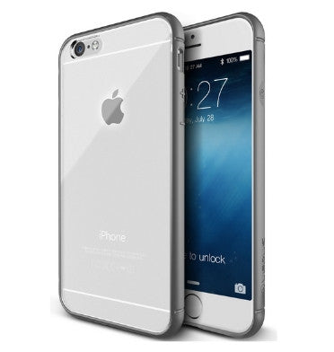 IPHONE 6 PREMIUM ULTRA SLIM CASE CRYSTAL MIXX DARK SILVER | VERUS