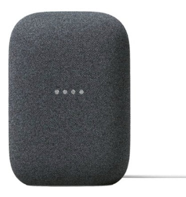 GOOGLE NEST AUDIO SMART SPEAKER CHARCOAL NEW/OPEN BOX