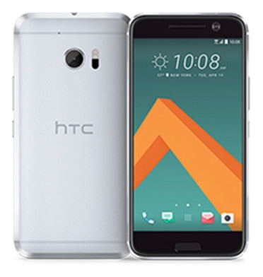 HTC 10 32GB GLACIER SILVER CERTIFIED REFURBISHED
