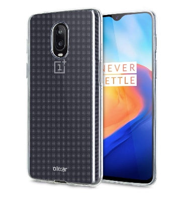 ONEPLUS 6T ULTRA SLIM TRANSPARENT CASE CLEAR | OLIXER