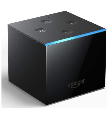 AMAZON FIRE TV CUBE STREAMING MEDIA PLAYER 4K ULTRA HD (2019)