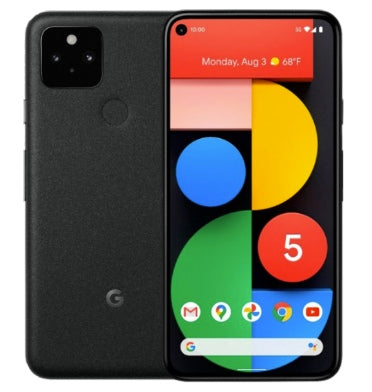 GOOGLE PIXEL 5 128GB JUST BLACK
