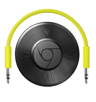 GOOGLE CHROMECAST AUDIO (2015) BLACK