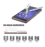 SONY XPERIA Z3+ PREMIUM TEMPERED GLASS SCREEN PROTECTOR 9H | LK